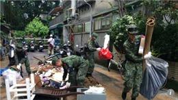 Đài Loan (Trung Quốc) bắt đầu sơ tán dân do lo ngại bão Maria