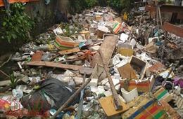 TP Hồ Chí Minh 'nóng' xử lý rác thải công cộng và bảo tồn di sản văn hóa