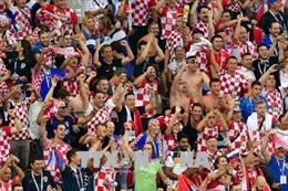 Croatia tưng bừng mở hội sau chiến thắng thần kỳ tại World Cup 2018