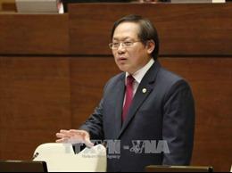Kỷ luật cảnh cáo, cho thôi chức Bí thư Ban cán sự đảng của Bộ trưởng Trương Minh Tuấn