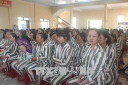 Hỗ trợ người chấp hành xong án phạt tù tái hòa nhập cộng đồng