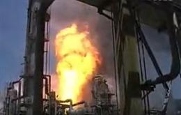Nổ nhà máy hóa chất ở Trung Quốc, ít nhất 31 người thương vong