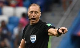 Tổ trọng tài người Argentina điều khiển trận khai mạc Copa America 2019