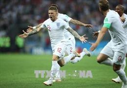 WORLD CUP 2018: Cầu thủ và dư luận Anh tự hào về màn trình diễn của Tam Sư