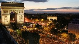 Hàng trăm nghìn nhân viên an ninh Pháp phục vụ trận chung kết World Cup 2018