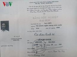 Dùng bằng giả, Trưởng ban tổ chức Huyện ủy Chư Sê bị cắt hết chức vụ trong Đảng