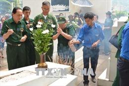 Gặp mặt cựu thanh niên xung phong trên Chiến trường Đồng Lộc