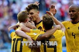 WORLD CUP 2018: Đánh bại Anh, Bỉ giành Huy chương Đồng xứng đáng