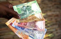 Nam Phi phát hành tiền kỷ niệm 100 năm ngày sinh cố Tổng thống Nelson Mandela
