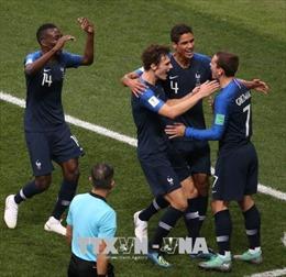 Người dân xứ Thanh háo hức xem trận chung kết Pháp - Croatia