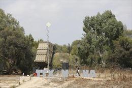 Israel triển khai các khẩu đội phòng thủ tên lửa Vòm Sắt