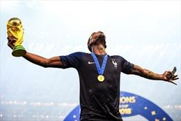 World Cup 2018: Pogba tri ân người cha quá cố trong phút ăn mừng