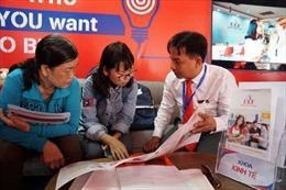 Trường ĐH Kinh tế - Tài chính TP Hồ Chí Minh công bố điểm sàn xét tuyển