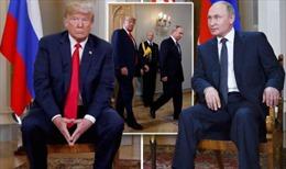 'Đọc vị' ngôn ngữ cơ thể của lãnh đạo Nga - Mỹ tại Hội nghị Thượng đỉnh Helsinki