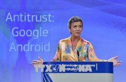 Google bị phạt 5 tỷ USD ở châu Âu do vi phạm luật chống độc quyền