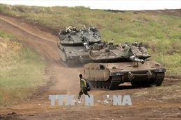 Phiến quân Syria đồng ý giao nộp khu vực giáp cao nguyên Golan