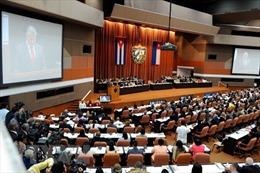 Quốc hội Cuba nghiên cứu dự thảo cải cách Hiến pháp