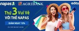Thẻ Agribank và nhiều ưu đãi tại Adayroi