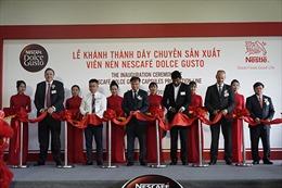 Nestlé nâng cao giá trị hạt cà phê Việt Nam với viên nén NESCAFÉ Dolce Gusto