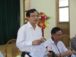 Tiếp tục xác minh, xử lý sai phạm trong Kỳ thi THPT quốc gia tại Sơn La