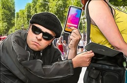 Kẻ trộm gặp may khi người dùng để ngỏ password cho thiết bị