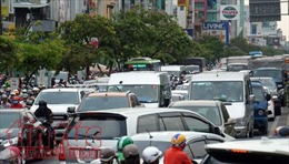 Từ 1/8, TP Hồ Chí Minh cấm xe tải nhẹ lưu thông vào nội thành giờ cao điểm