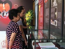 'Lời tri ân' gợi nhiều cảm xúc cho du khách đến tham quan