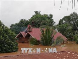 Dấu hiệu bất thường 23 giờ trước khi vỡ đập thủy điện tại Lào