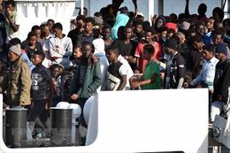 EU xúc tiến kế hoạch thành lập trung tâm kiểm soát di trú