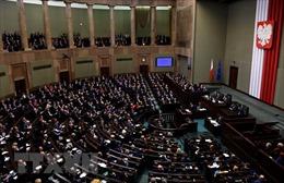 Thượng viện Ba Lan thông qua dự luật cải cách tư pháp gây tranh cãi