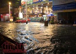 Thành phố Hồ Chí Minh chưa ký kết hợp đồng thuê máy bơm chống ngập