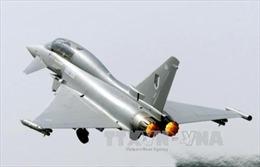 Qatar mua một loạt máy bay chiến đấu Typhoon để chuẩn bị cho World Cup 2022