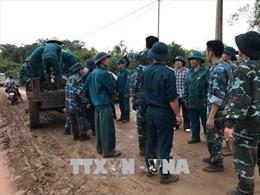 Hai phi công hy sinh trong vụ rơi máy bay quân sự tại Nghĩa Đàn, Nghệ An