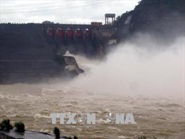 Thừa Thiên – Huế: Cưỡng chế Thủy điện Thượng Nhật phải mở 5 cửa van để ứng phó bãosố 13