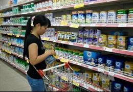 Giá sữa tăng nhưng thị trường vẫn ổn định