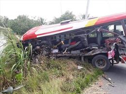 Điều tra nguyên nhân tai nạn trên tuyến tránh Cai Lậy làm 3 người chết