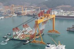 Thái Lan sắp tiếp nhận tàu chiến hiện đại của Hàn Quốc
