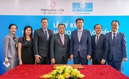 Hanwha Life Việt Nam tiếp tục đa dạng hóa các kênh phân phối