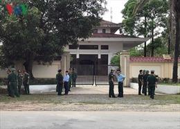 Ngày mai, tổ chức lễ viếng và truy điệu hai phi công hy sinh khi bay huấn luyện tại Nghệ An