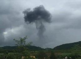 Truy thăng quân hàm cho hai phi công hy sinh tại Nghệ An