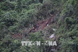 Hành trình đi tìm thi thể 2 phi công trong vụ rơi máy bay quân sự tại Nghệ An