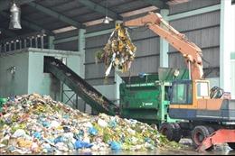 Nhà máy xử lý rác thải TP Cà Mau xin tạm ngừng tiếp nhận rác thêm 3 tháng