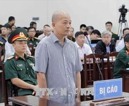 Xét xử sơ thẩm vụ án Đinh Ngọc Hệ cùng đồng phạm