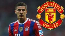 Ronaldo đã đến Juve; Muốn Lewandowski, M.U phải trả lương tương tự Sanchez
