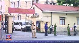 Xét xử kín bị cáo Phan Văn Anh Vũ