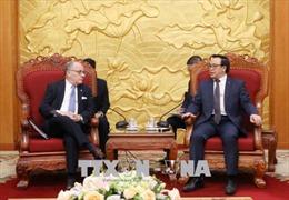 Trưởng Ban Đối ngoại Trung ương tiếp Bộ trưởng Ngoại giao và Tôn giáo Cộng hòa Argentina