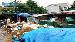 Nhà máy xử lý chất thải rắn sinh hoạt Đức Phổ chỉ thu gom rác thải trên địa bàn huyện