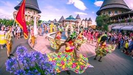 Những lễ hội làm nên đẳng cấp Sun World