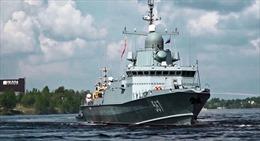 Nga chào hàng tàu hộ vệ mới với Trung Quốc, Ấn Độ và Việt Nam