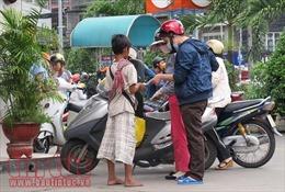 Người ăn xin, lang thang 'tái xuất' tại TP Hồ Chí Minh